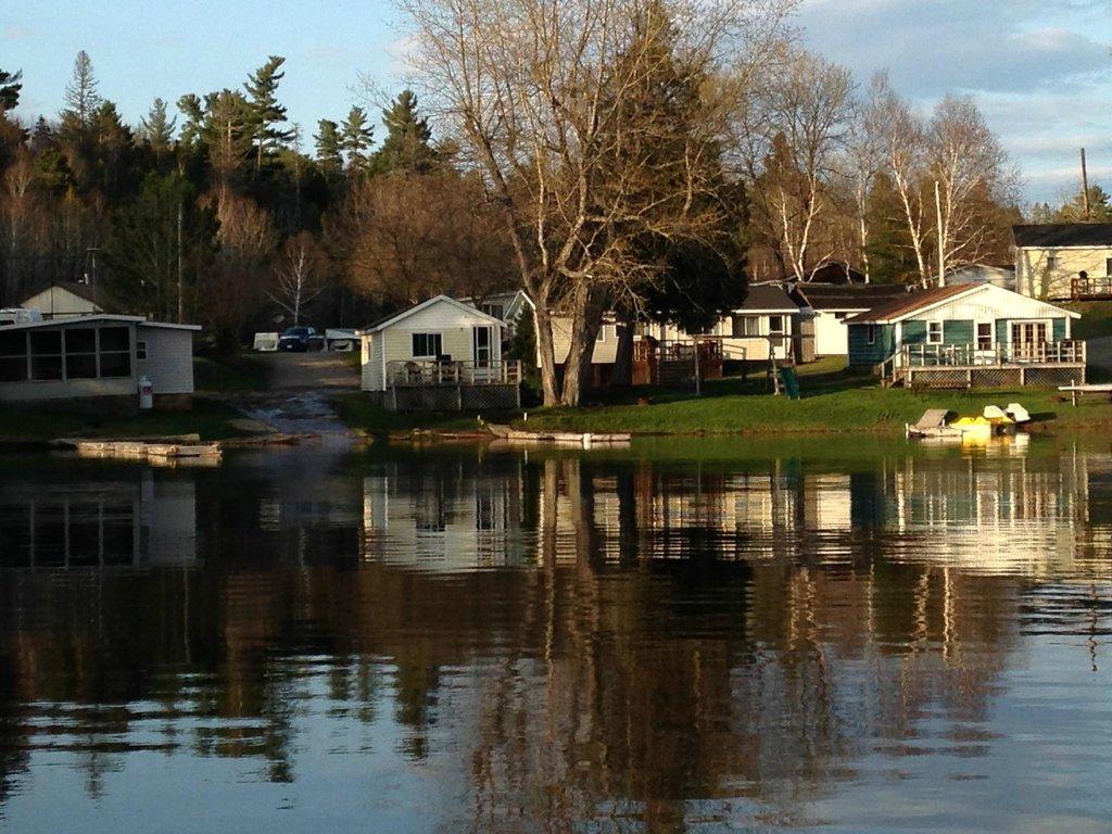 Red Cedar Lake Camp
