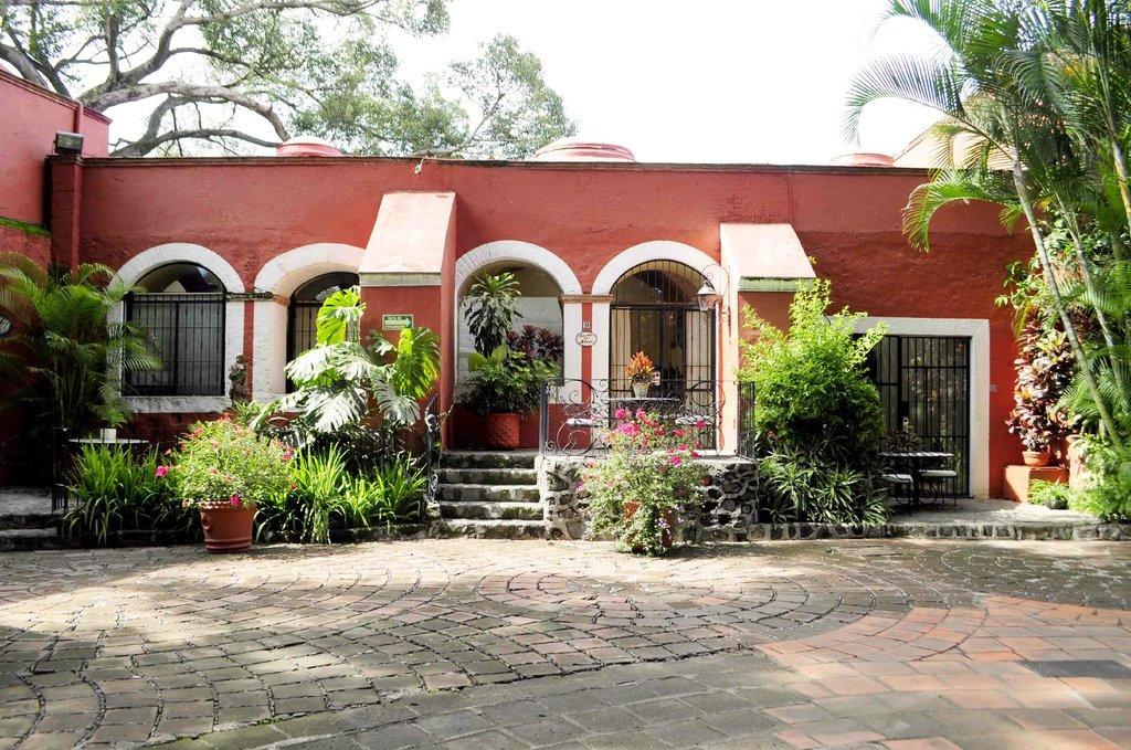 Hotel Hacienda de Cortes