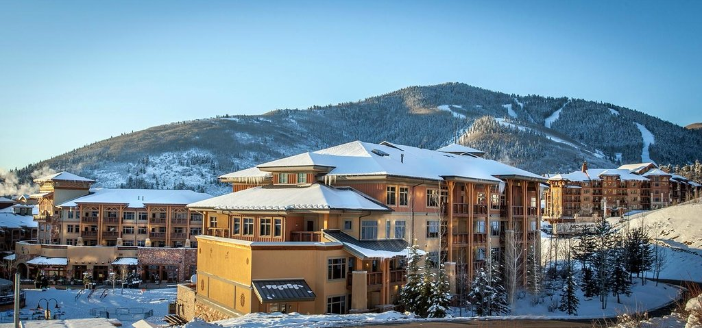 Sundial Lodge at Canyons Village