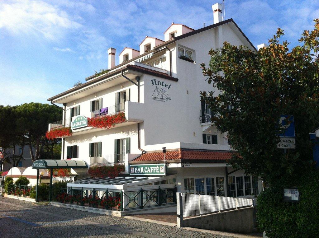 La Goletta Hotel Garni