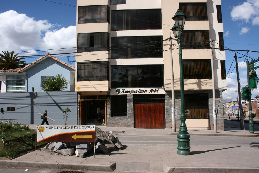 Aranjuez Cusco Hotel