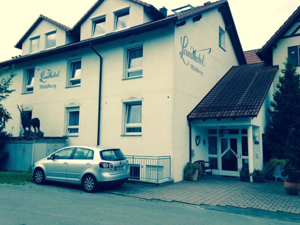 Landhotel Muhlberg