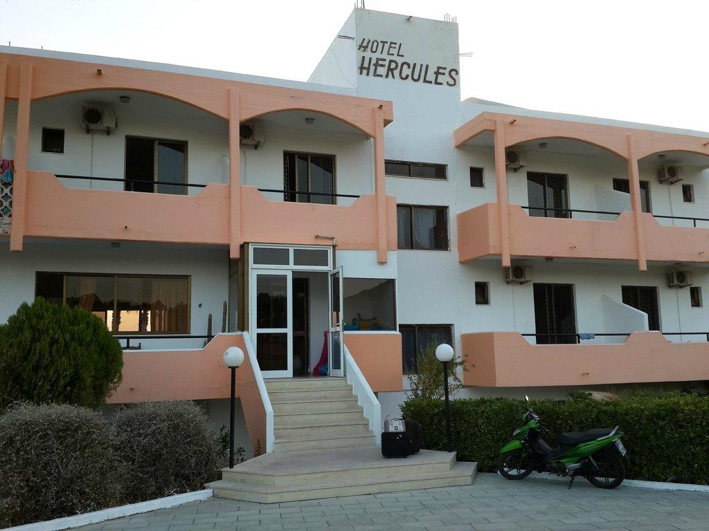 Hercules Hotel