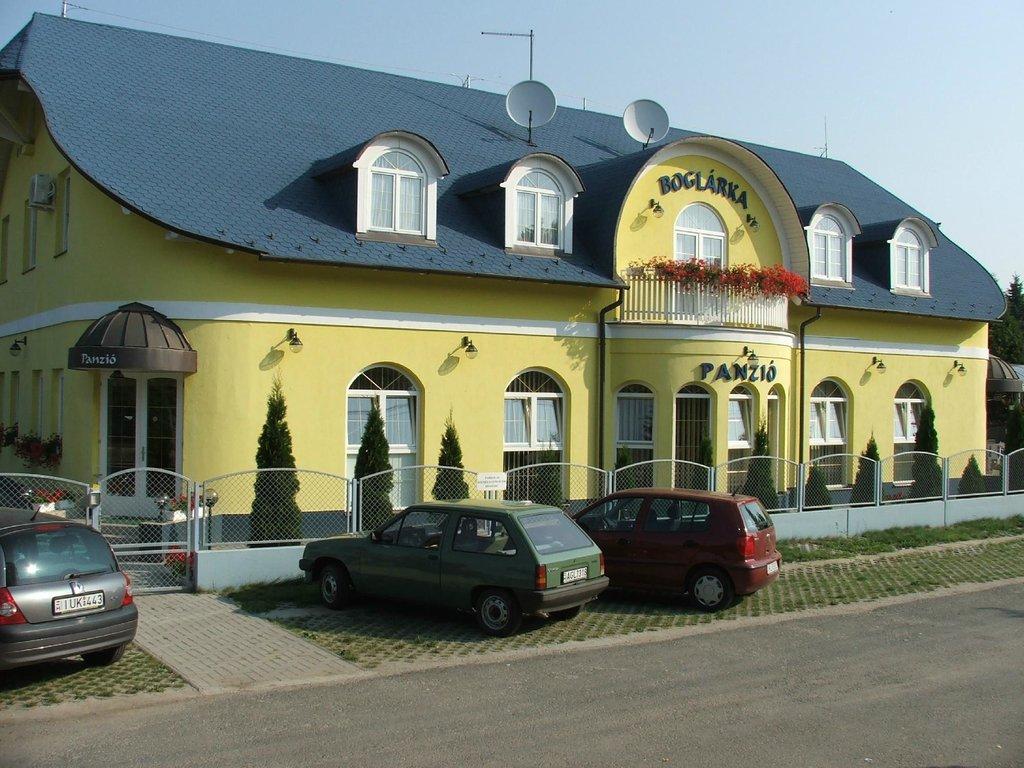 Boglarka Panzio - Etterem
