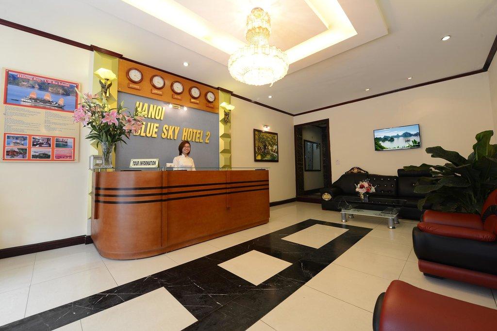 Hanoi Blue Sky Hotel 2