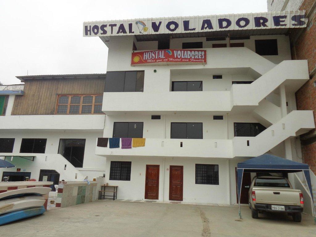 Voladores Hostel
