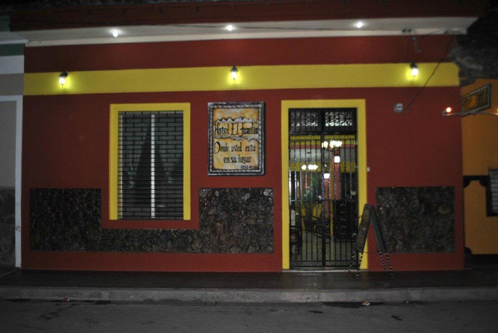 Hotel El Familiar Granada