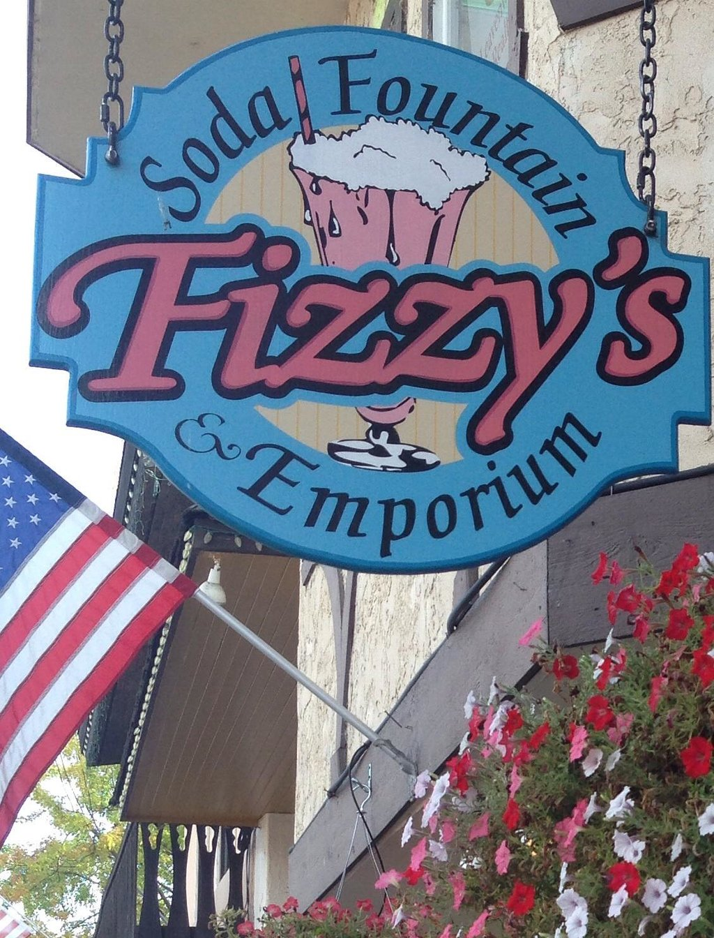 Fizzy's Soda Fountain and Emporium