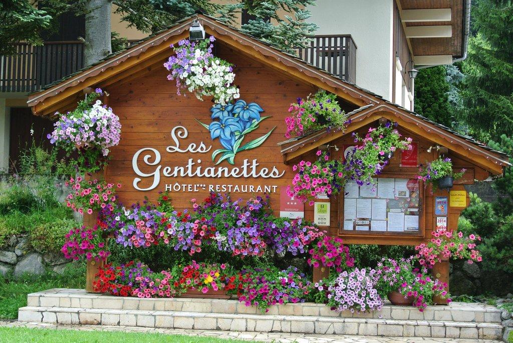 Les Gentianettes Hotel