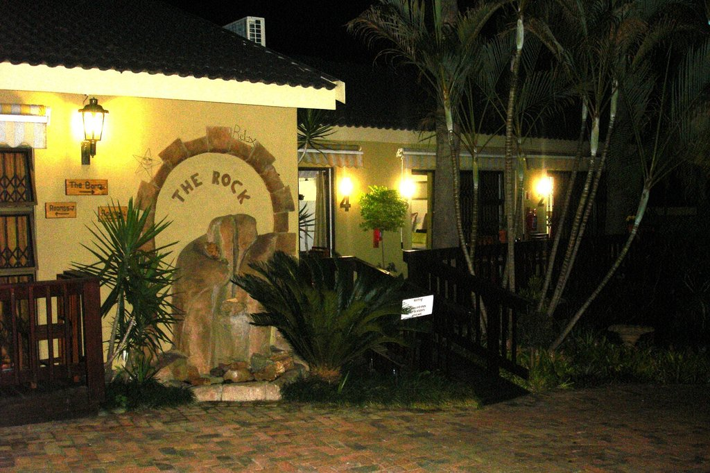 The Rock Guest House