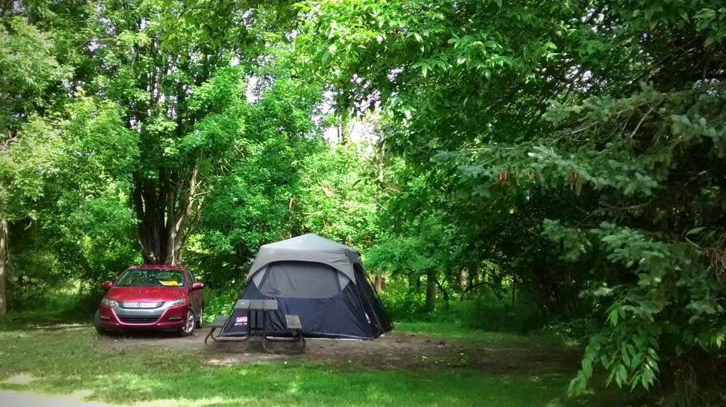 Rock Point Provincial Park Camping