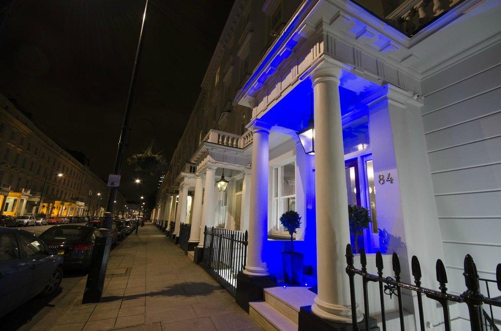 倫敦威斯敏斯特戴斯旅館