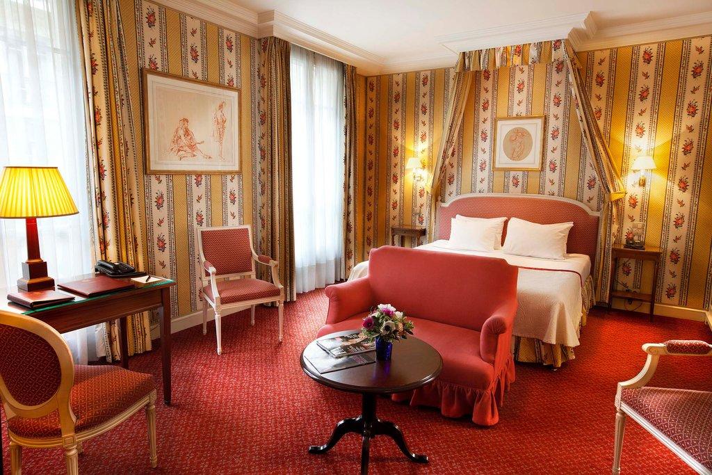 فندق فيكتوريا بالاس في باريس