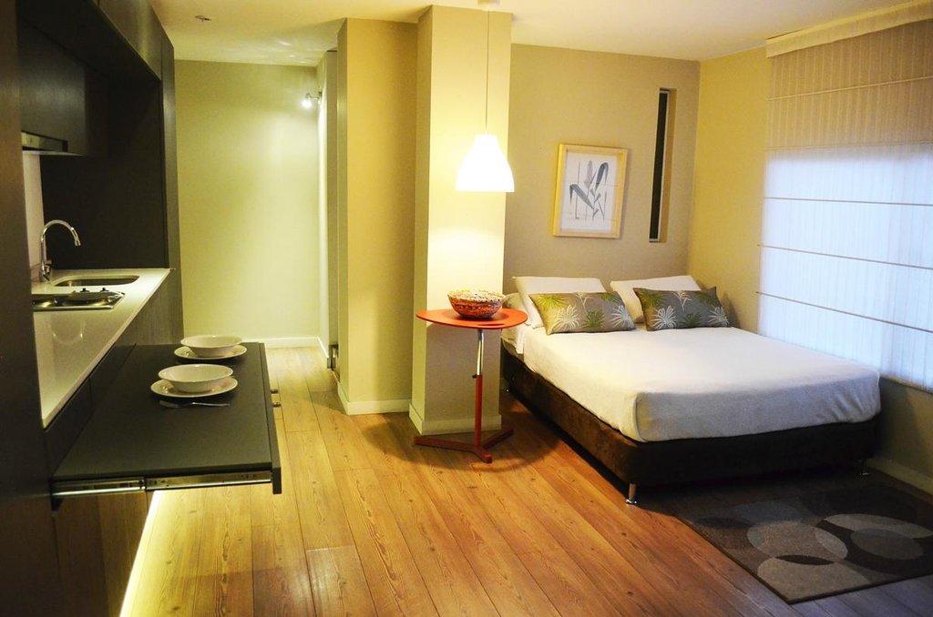 Apartamentos Living 55