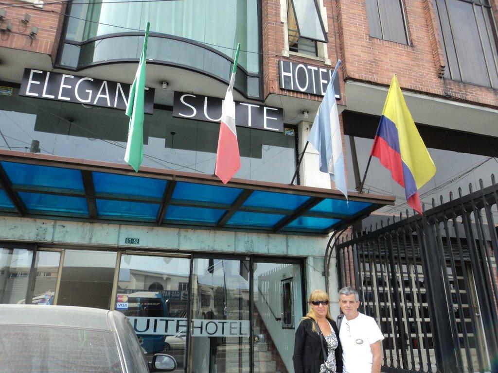 Hotel Elegant Suite