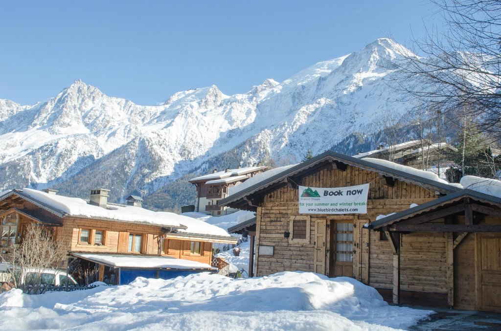 Bluebird Chalets - Chalet Chavants