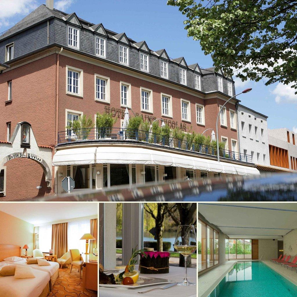 Hotel Saint Nicolas & Spa
