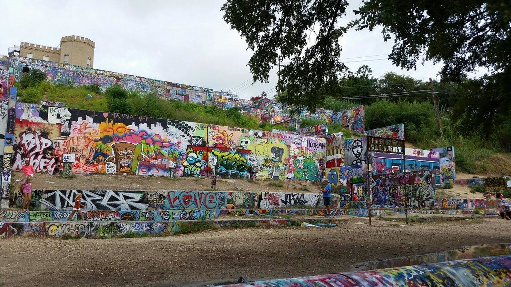 Graffiti Park at Castle Hills (Austin) - 2018 All You Need to Know ...