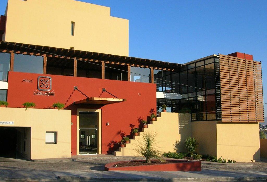 卡薩卡亞拉商務級飯店