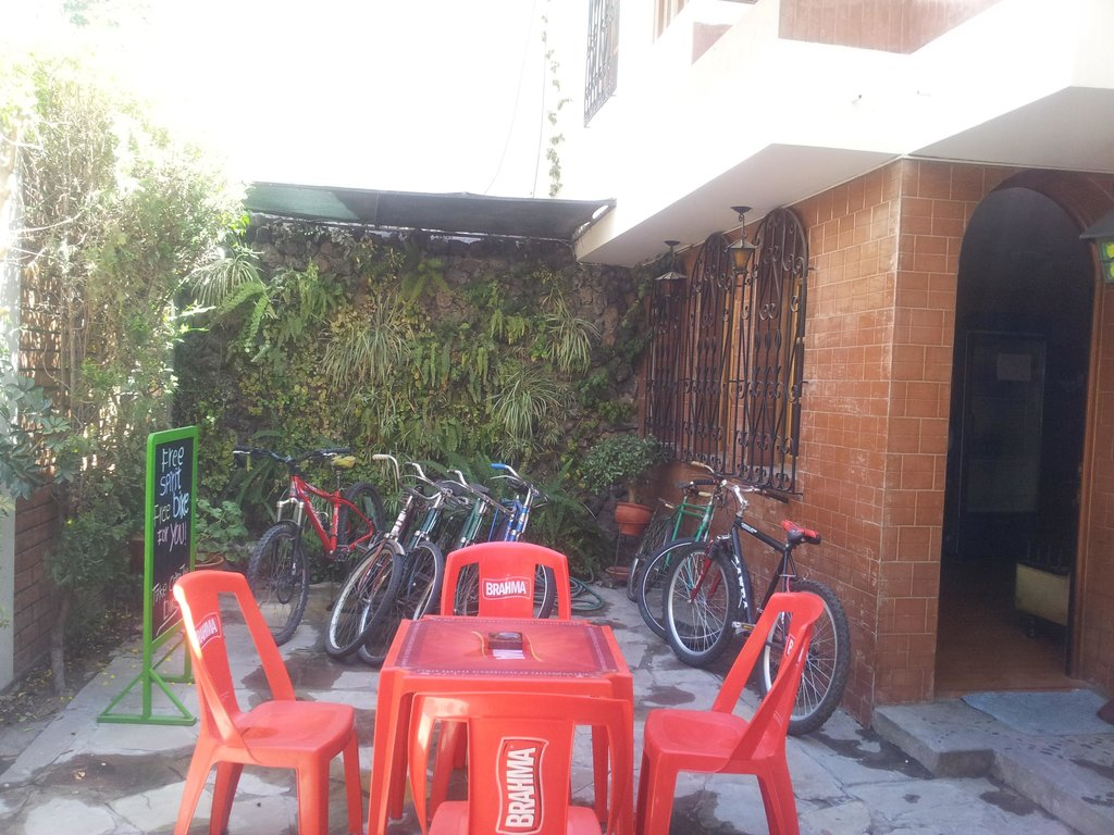 Mi Casa Backpackers