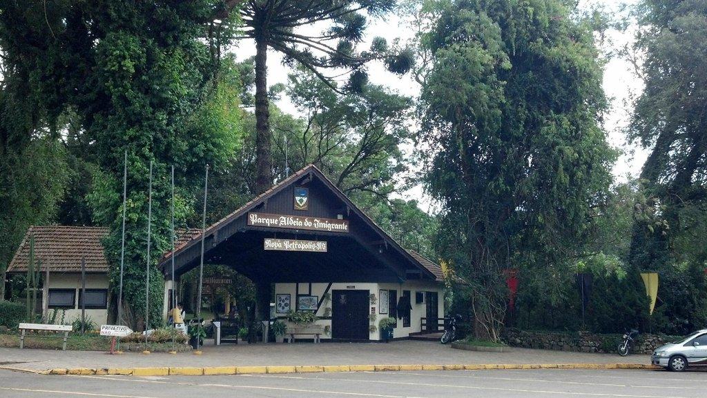 Hotel Pousada Recanto Suico