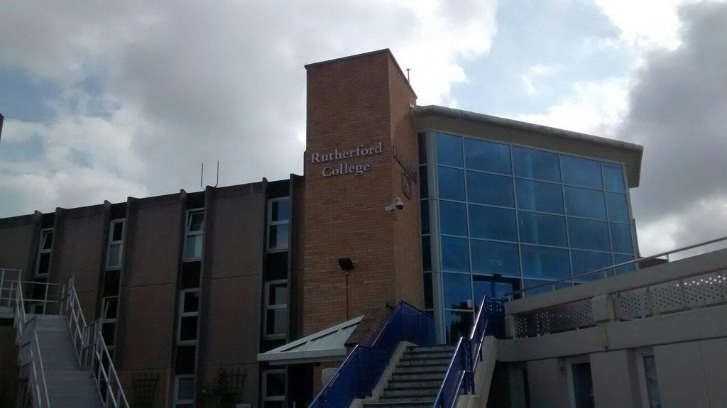 盧瑟福學院 - 肯特大學
