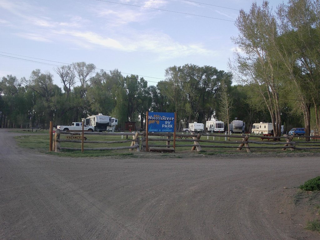 Woods and River RV Resort