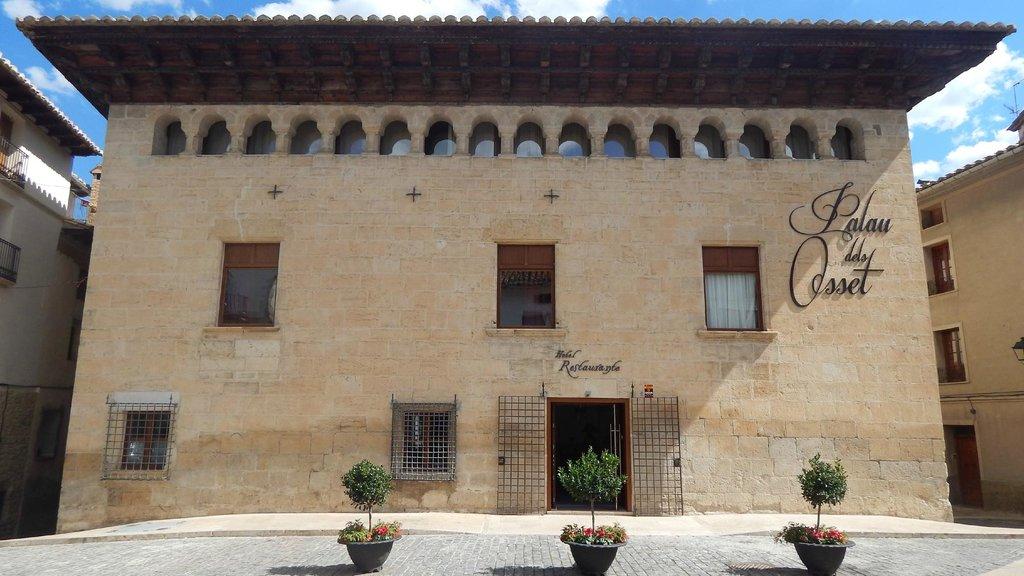 Hotel Palau dels Osset