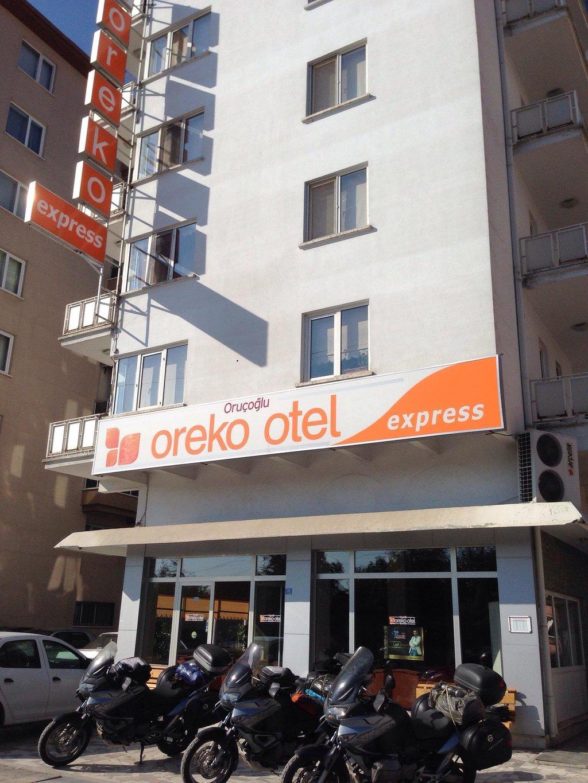 Oreko Express