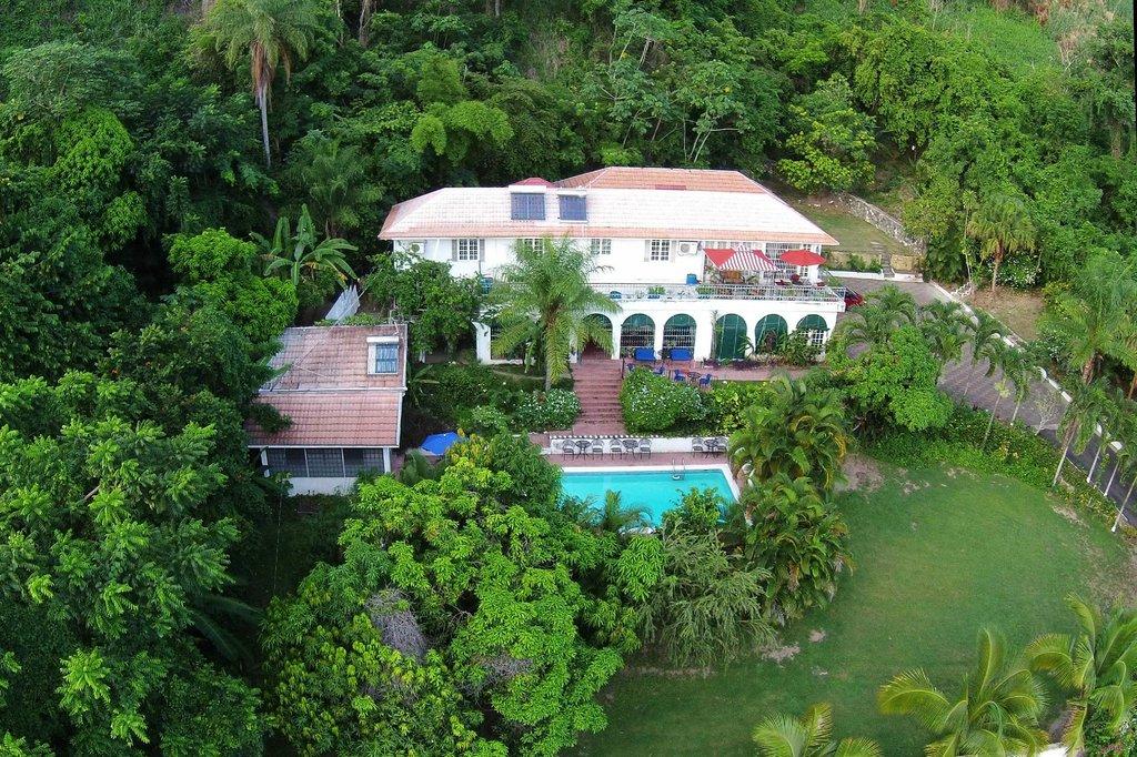 牙买加月亮山酒店