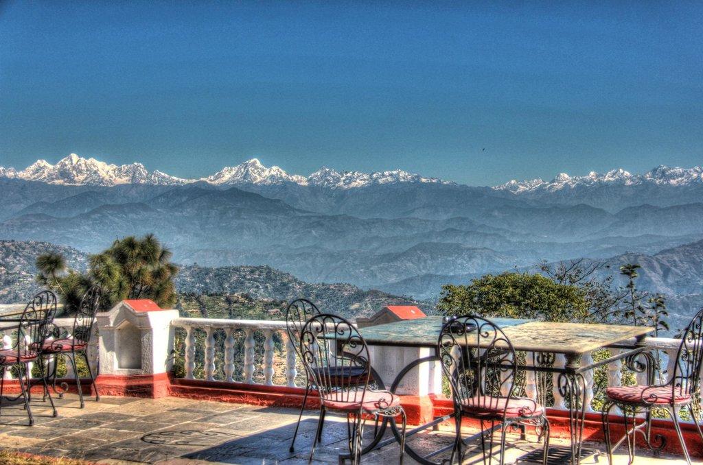 Himalayan Horizon
