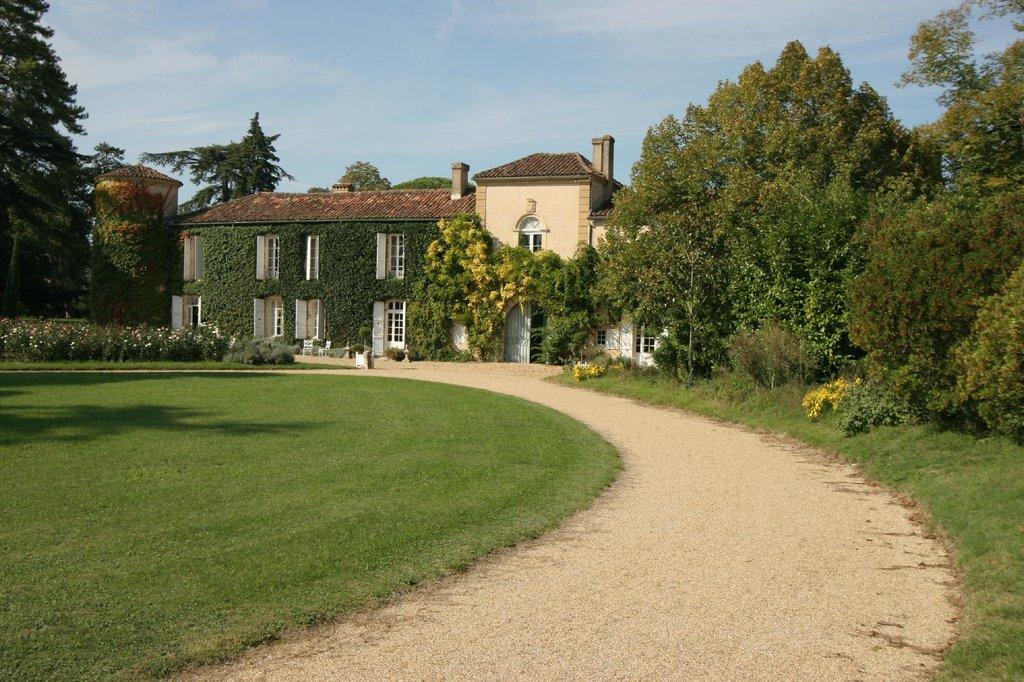 Belle Vie de Chateau en Gascogne