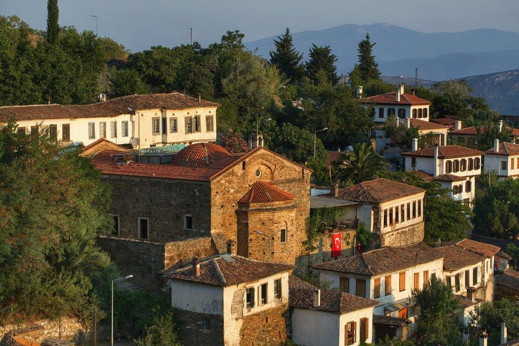 Terras Evler - Terrace Houses Sirince