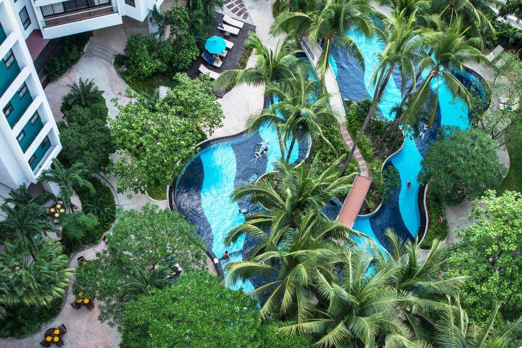 察殿曼谷沙吞酒店式公寓