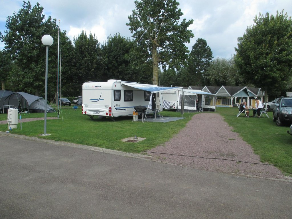 Camping Le Havre de Berniere