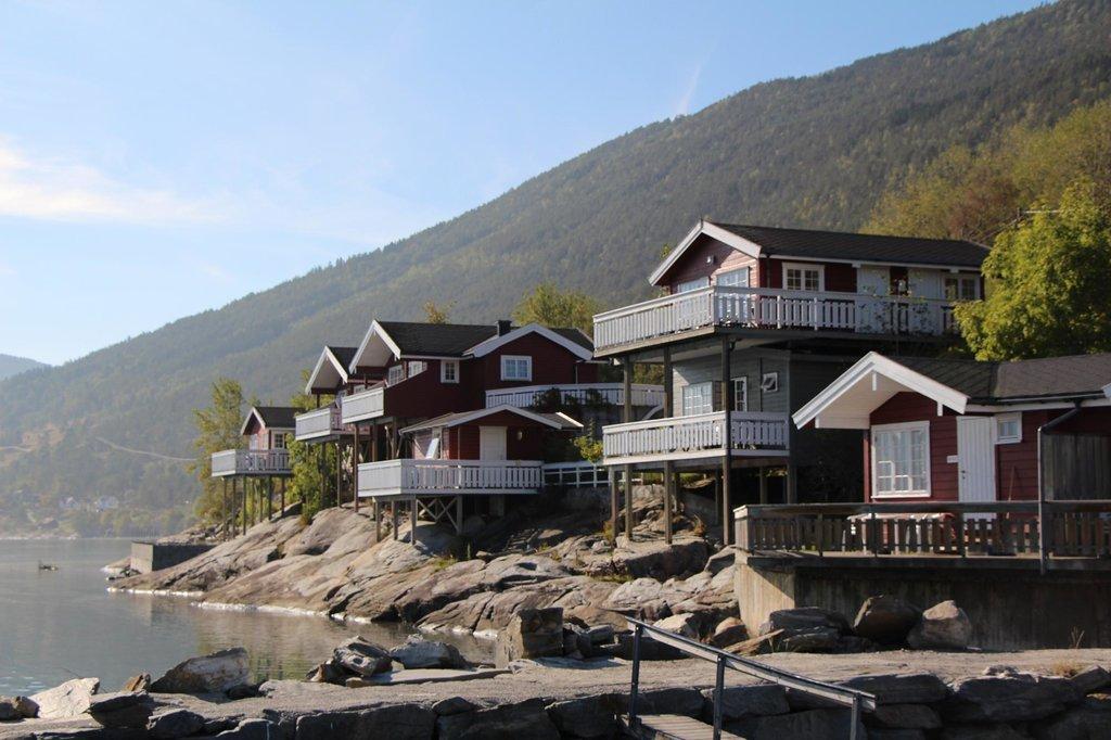 Viki Fjordcamping and Cabins
