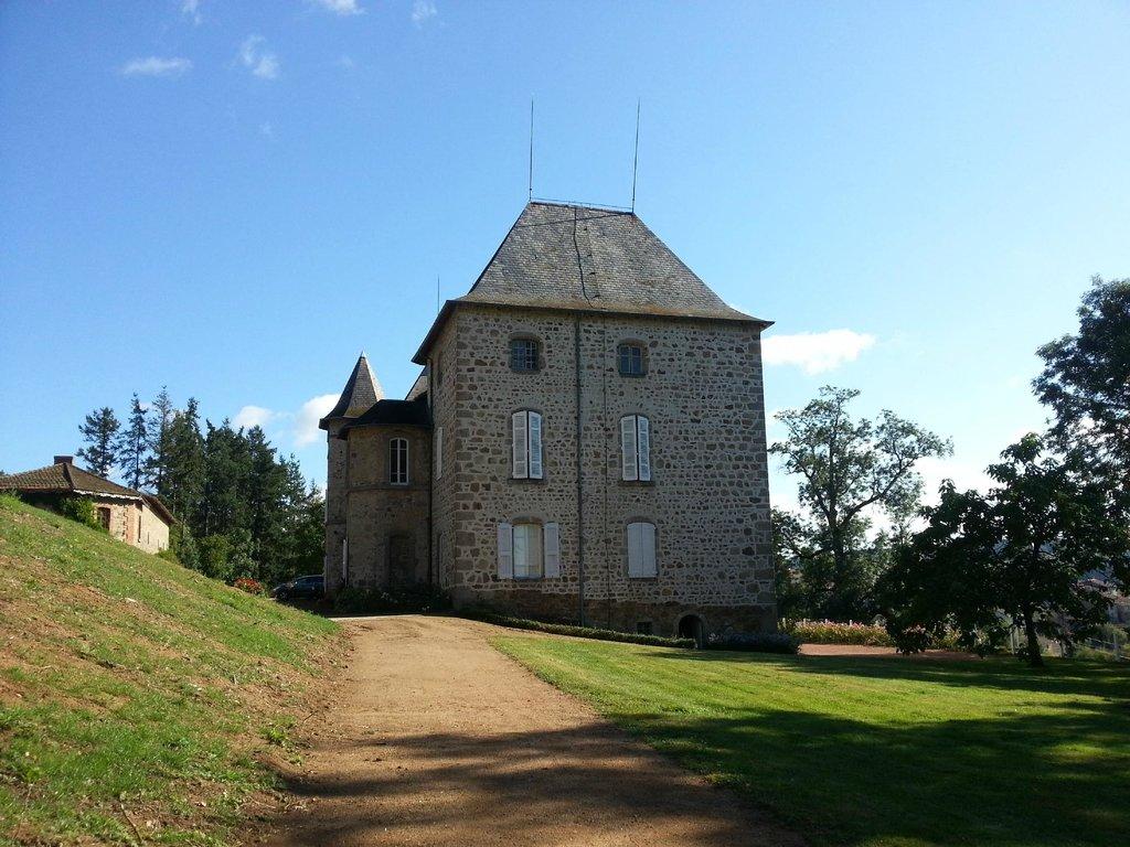 Chateau de Chambost