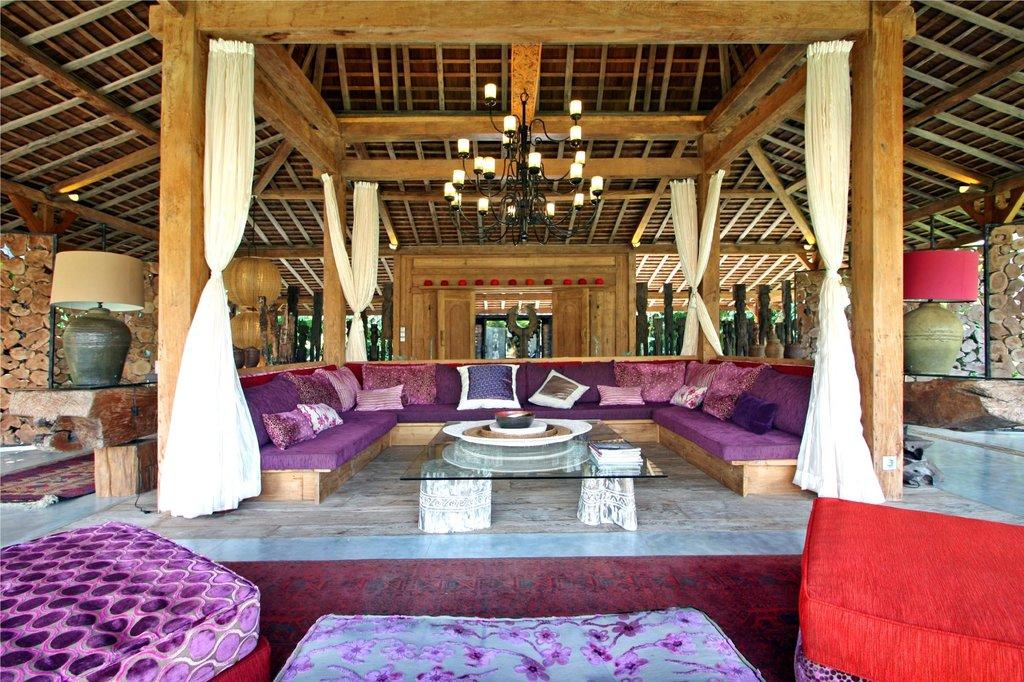 峇里島民族别墅