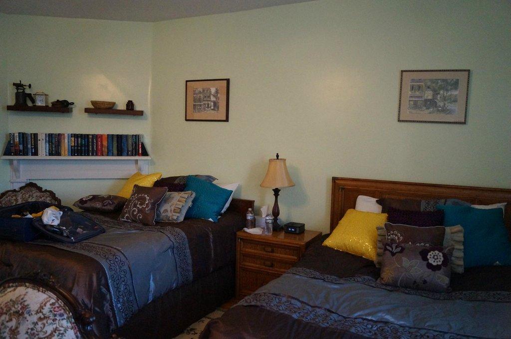 Ledroit Park Renaissance Bed And Breakfast