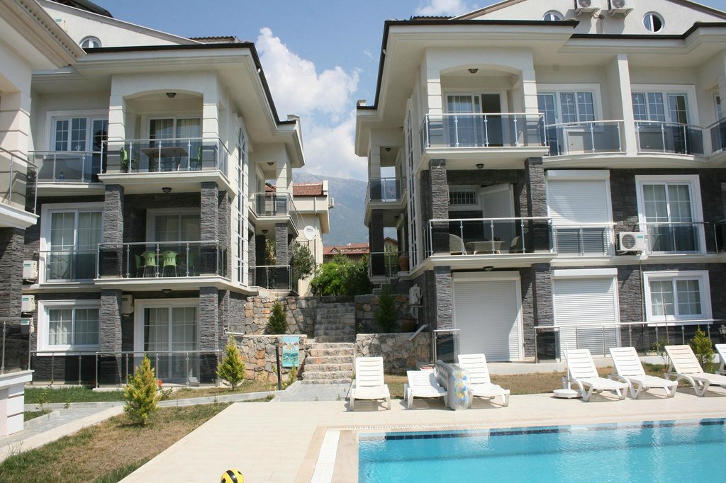 Deska Hisaronu Luxury Apartments