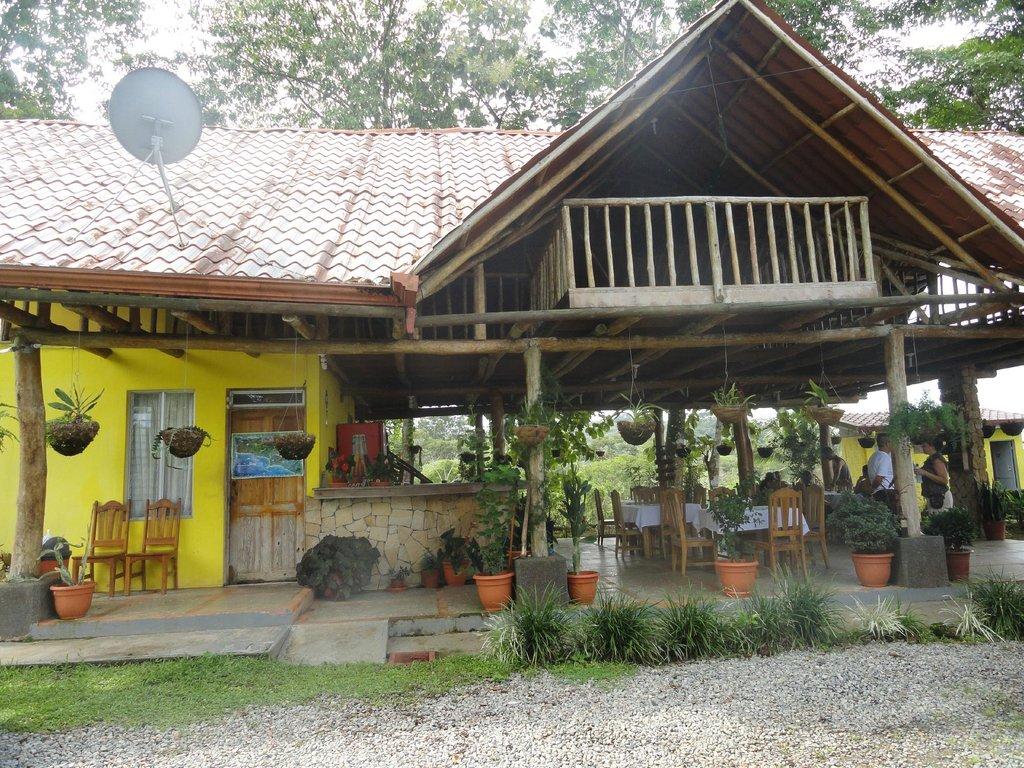 Hotel de Montaña Villas Bejuco