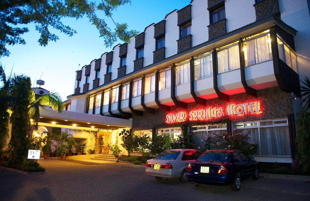 シルバー スプリングス ホテル