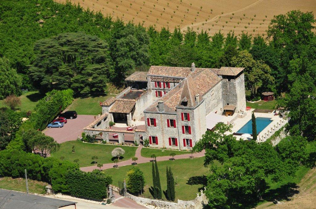 Chateau de Scandaillac