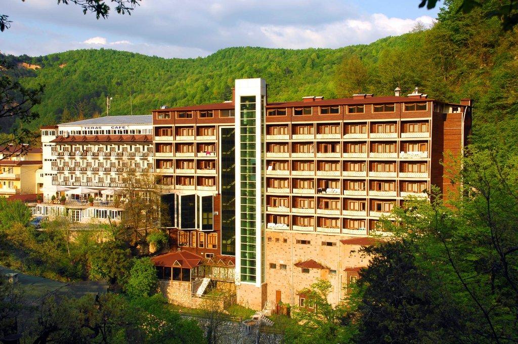 Oylat Kaplicalari Caglayan Hotel