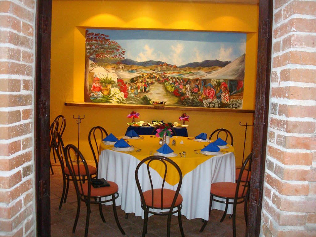 Hotel Restaurant Don Cenobio
