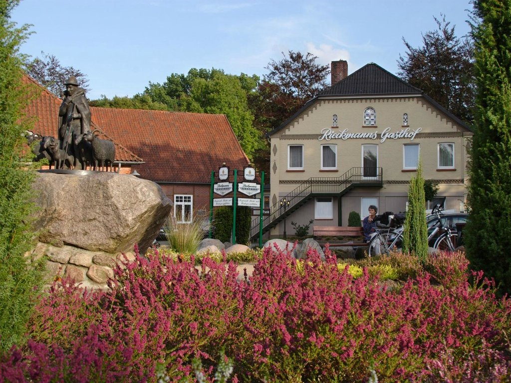 Hotel Rieckmanns Gasthof