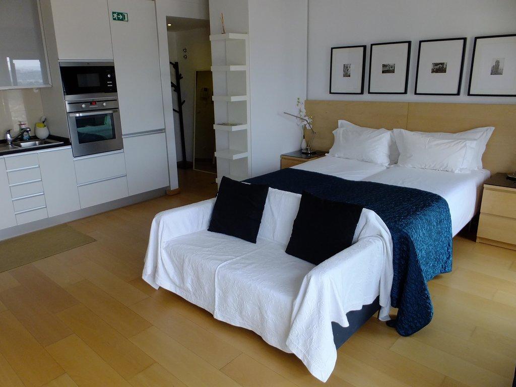 Apartments Lisboa - Parque das Nacoes