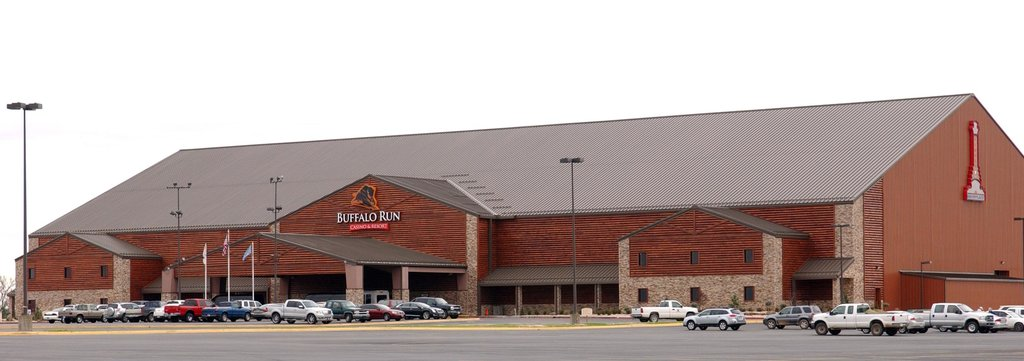 ‪Buffalo Run Casino & Resort‬