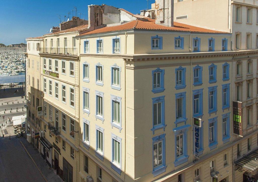 Hotel Carre Vieux Port Marseille
