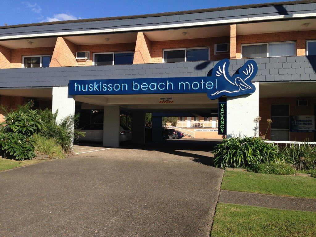 Huskisson Beach Motel